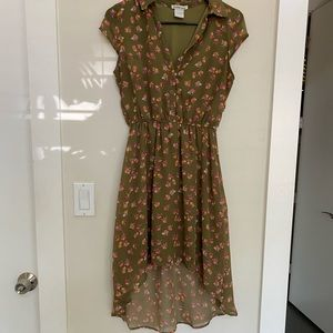 Charlotte Russe Size Small Floral Dress